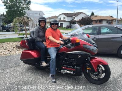 Ontario Motorcycle Rides