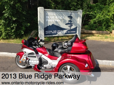2012 Honda Goldwing Trike