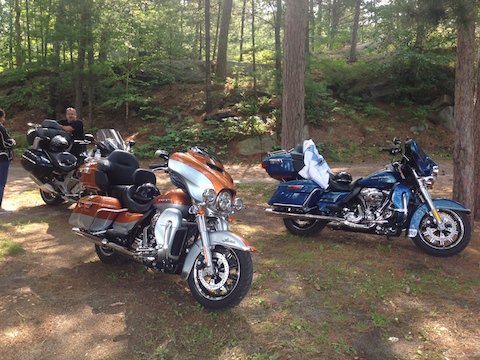 Ontario Motorcycle Rides